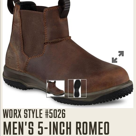worx Shoes | Worx 526 Slip On Work